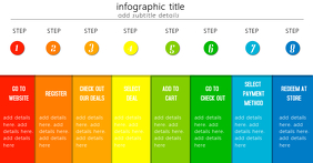 COLORFUL INFO-GRAPHIC POST TEMPLATE