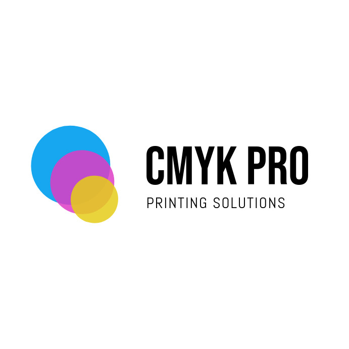 Colorful Printing Solution Logo