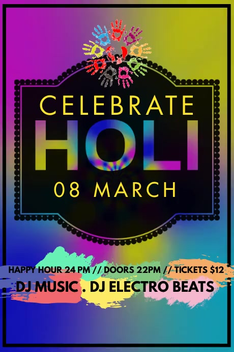 Colour Fest - Holi