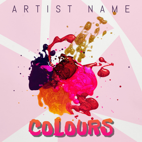 COLOURS ALBUM ART