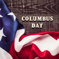 COLUMBUS DAY Wpis na Instagrama template