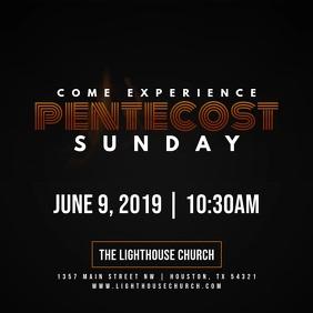 Come Experience Pentecost