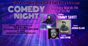 Comedy Night Facebook Event