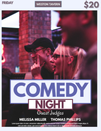 COMEDY NIGHT POSTER