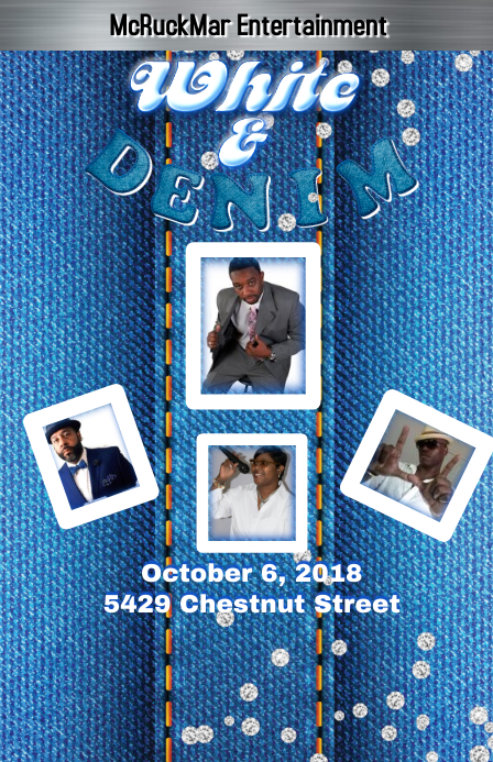 COMEDY SHOW FLYER Tabloid template