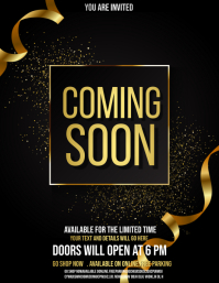 coming soon,Re-launch party