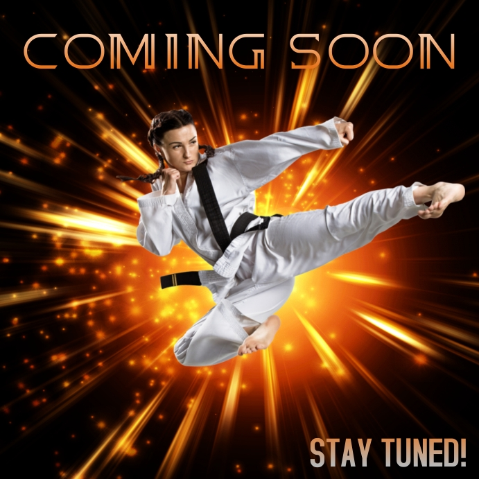 Coming Soon Event Instagram Plasing template