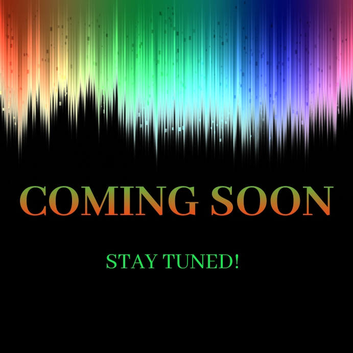 Coming Soon Event