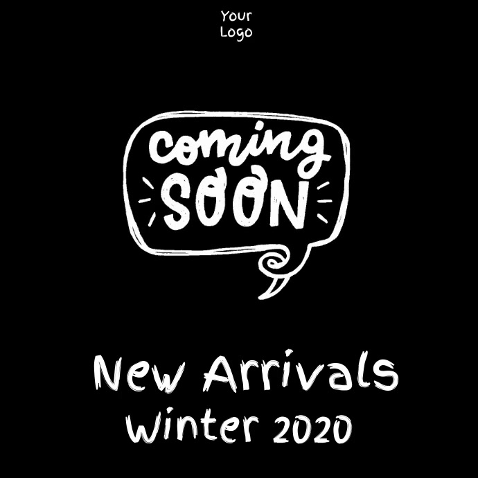 Coming soon new arrivals paint video
