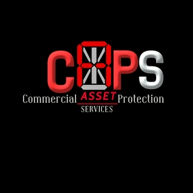 Commercial Security logo