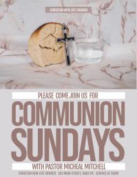 communion sundays