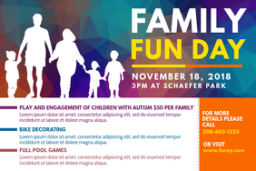 21 740 customizable design templates for family event postermywall