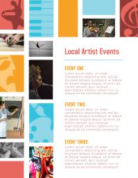 Community Arts Flyer