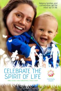 Community Church Flyer