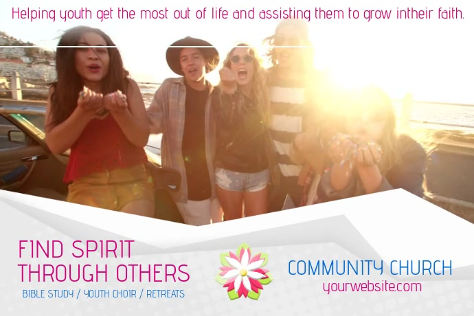 Community Church Video