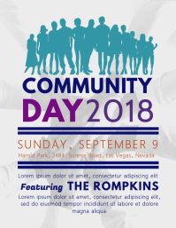 Community Day Event
