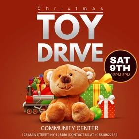 Community Toy Drive Charity Video Ad
