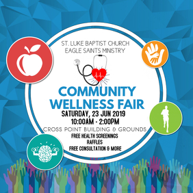 COMMUNITY WELLNESS FAIR
