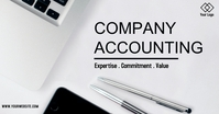 Company Accounting Facebook Ad Template Reklama na Facebooka