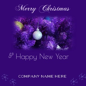 Company Christmas Card