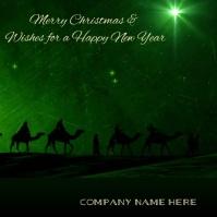 Company Christmas Card Video