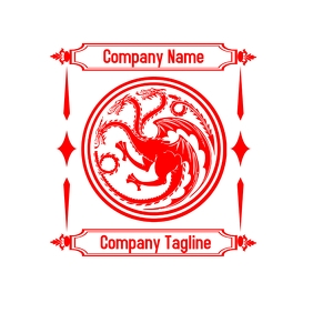 Company Dragon Logo