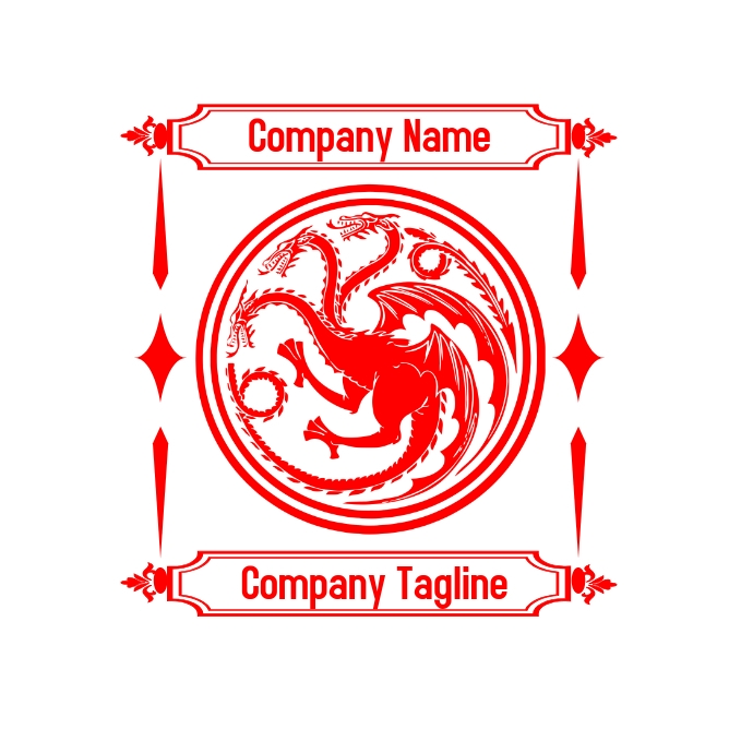 Company Dragon Logo