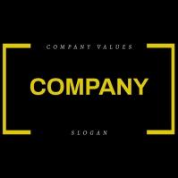 Company logo 211021-3 template