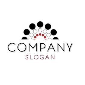 Company Logo Logótipo template