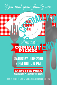 photograph regarding Free Printable Picnic Invitation Template known as 1,630+ Business Picnic Customizable Layout Templates