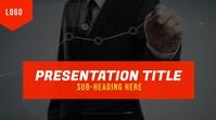 Company presentation Title Template Presentatie (16:9)