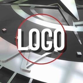 COMPASS LOGO design FLYER Template