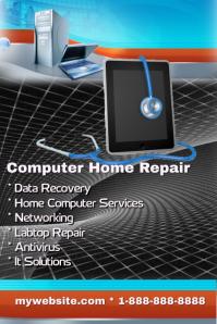 Computer Home Repair Service