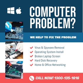 Computer Laptop Repair Specialist
