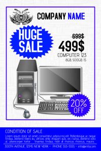 customizable design templates for computer sale template