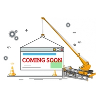 Website Design Coming Soon Logo template