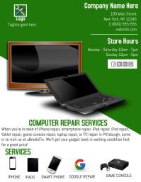 Computer Repair Flyer Templates | PosterMyWall