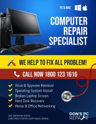 Computer Repair Specialist
