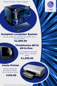 Computer Sale Template
