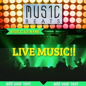 Concert/Band Flyer