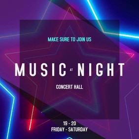 730 customizable design templates for concert flyer template