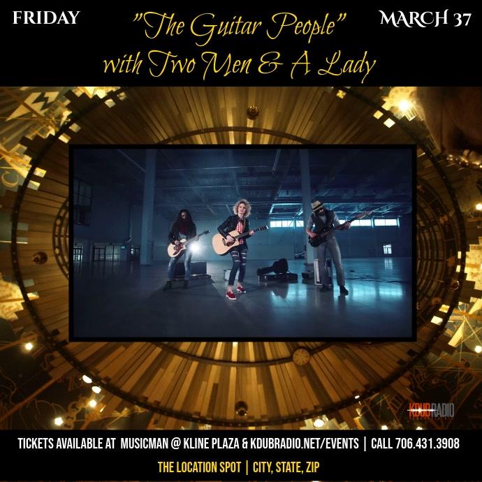 Concert Video Template