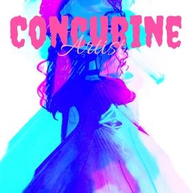 Concubine customizable Art Cover