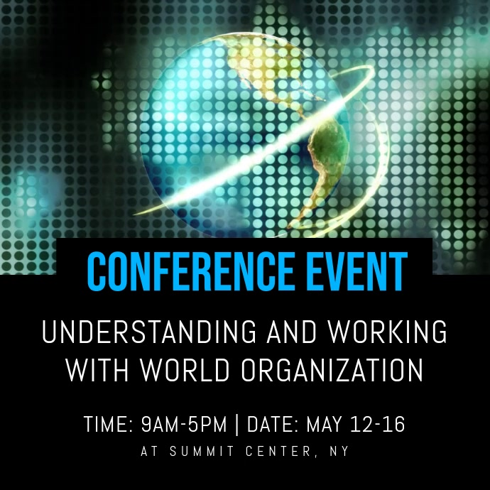Conference Event