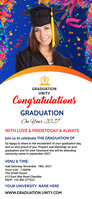 Congrats Graduation Snapchat Geofilter template