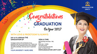 Congrats Graduation Isithonjana se-YouTube template