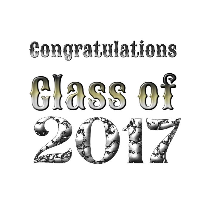 Congratulations Class of 2017 Instagram Post template