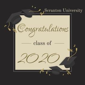 Congratulations Class of 2020 square post