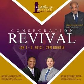 Consecration Revival