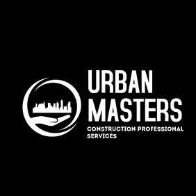 construction business logo 徽标 template